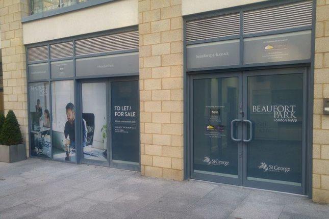 Thumbnail Retail premises to let in Aerodrome Road, London