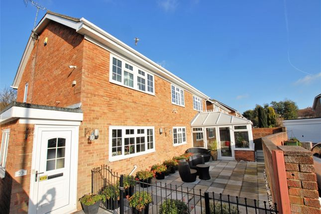 Thumbnail Detached house for sale in Fisher Close, Hythe