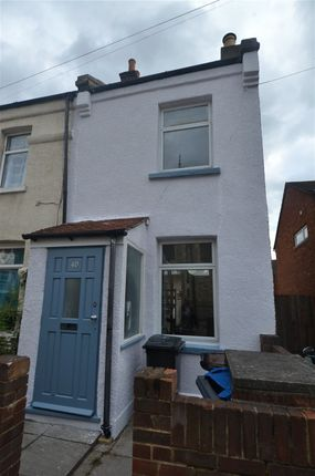 Thumbnail End terrace house to rent in Coventry Road, South Norwood