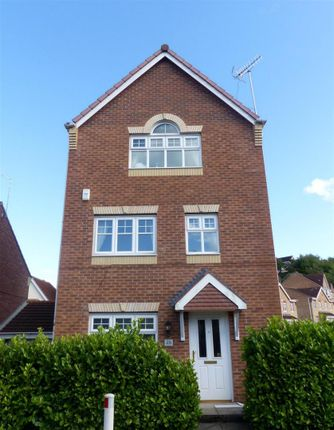 Thumbnail Detached house to rent in Sapphire Street, Mansfield