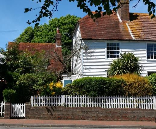 Thumbnail Semi-detached house for sale in De La Warr Road, Bexhill-On-Sea, East Sussex