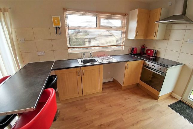 Kitchen Area of 61 Sixth Avenue, South Shore Holiday Village, Bridlington YO15