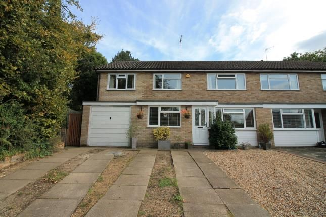 4 bed semi-detached house for sale in Frimley Green, Surrey