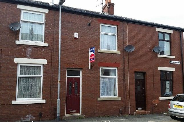 Thumbnail Terraced house for sale in Tennyson Street, Rochdale, Greater Manchester.