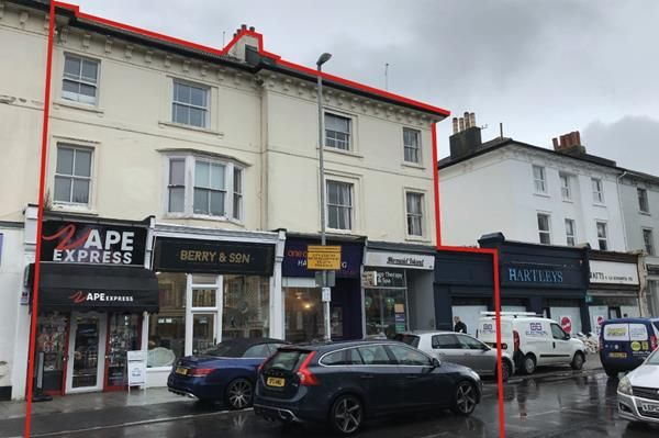 Thumbnail Commercial property for sale in 114 -122 Dyke Road, & Prestonville Road, Brighton, East Sussex