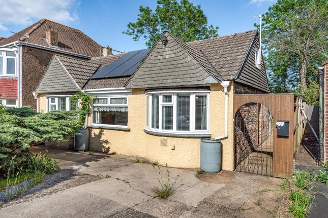 Thumbnail Detached bungalow for sale in Maidstone Road, Blue Bell Hill, Chatham