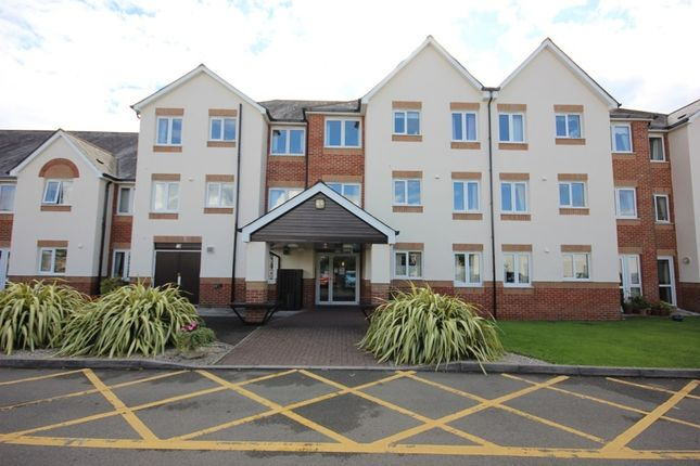 Thumbnail Flat for sale in D'arcy Court, Marsh Road, Newton Abbot
