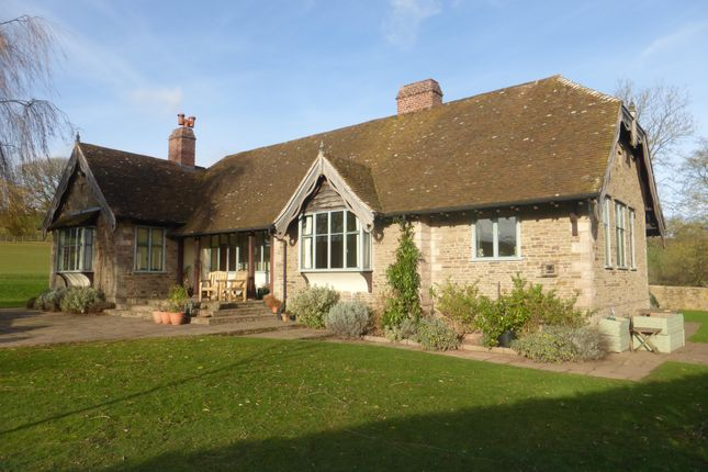 Thumbnail Bungalow to rent in Dinmore, Hereford