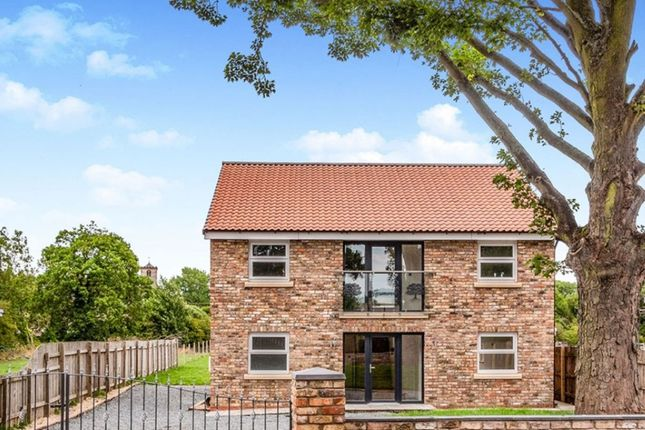 Thumbnail Detached house for sale in The Sycamores Long Street, Rudston, Driffield