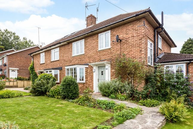 Thumbnail Semi-detached house to rent in The Meadway, Sevenoaks