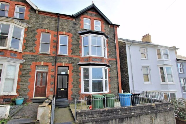 Thumbnail Semi-detached house for sale in Trefor Road, Aberystwyth