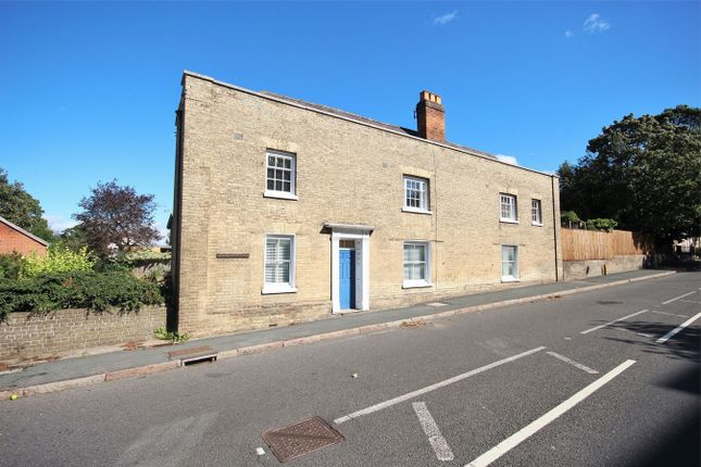 Thumbnail Flat for sale in Lexden Road, Colchester, Essex