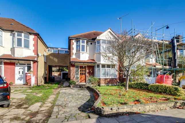 Thumbnail Semi-detached house for sale in Elmscott Gardens, Winchmore Hill