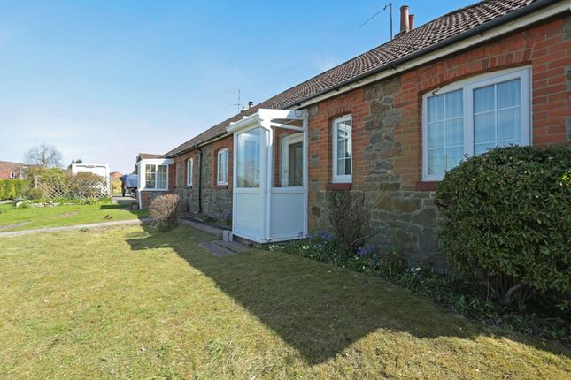 Thumbnail Bungalow to rent in Salisbury Road, Marlborough
