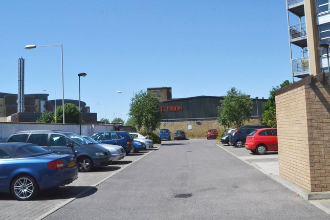Car Park of Blade Court, 29 Oldchurch Road, Romford, Essex RM7