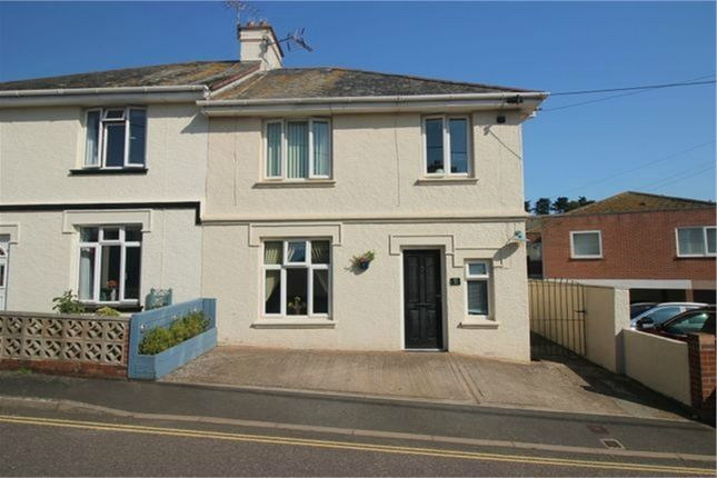 Thumbnail 3 bed semi-detached house to rent in Queen Street, Budleigh Salterton