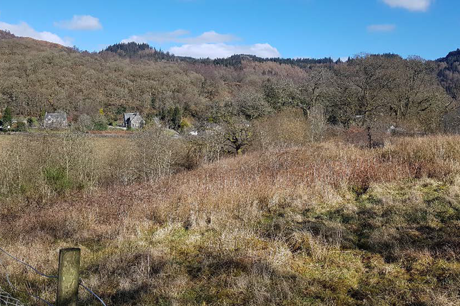Thumbnail Land for sale in Manse Road, Aberfoyle, Stirling
