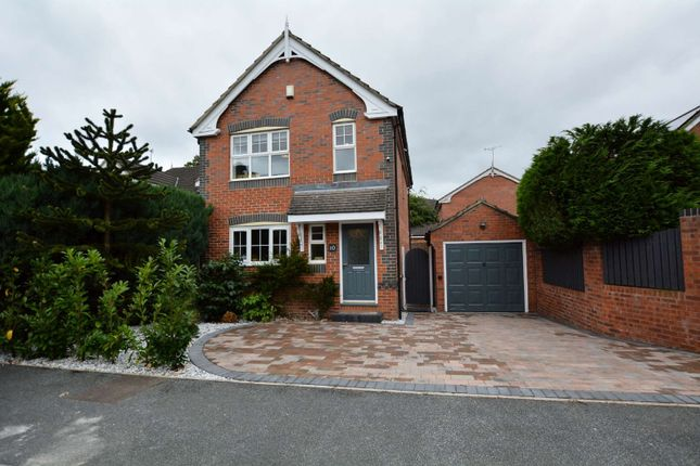 Thumbnail Detached house for sale in Boothroyd Drive, Meanwood, Leeds