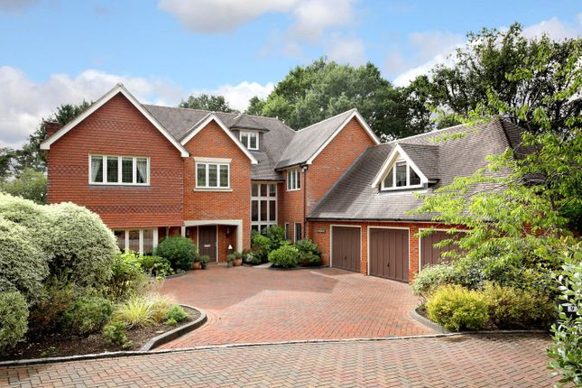 Thumbnail Detached house for sale in Bellridge Place, Knotty Green, Beaconsfield, Buckinghamshire