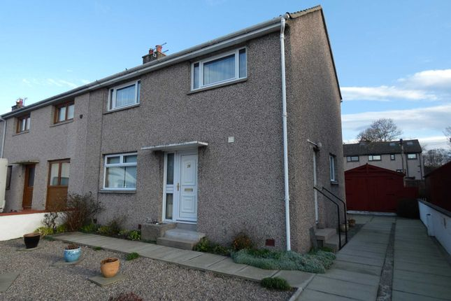 Thumbnail End terrace house for sale in Reid Street, Elgin