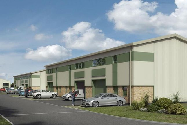 Thumbnail Light industrial for sale in Riverside Enterprise Park, Saxilby