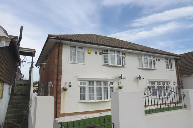 Thumbnail Semi-detached house for sale in South Coast Road, Peacehaven