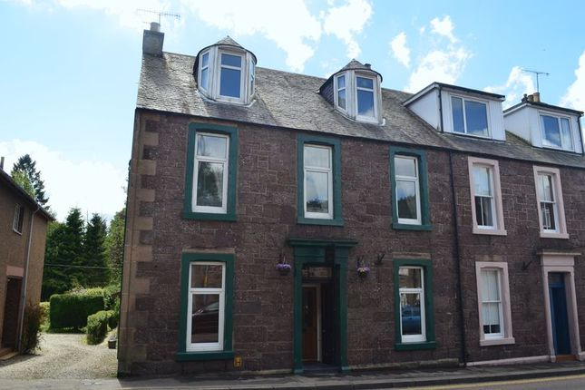 Thumbnail End terrace house for sale in Victoria Court, Main Street, Callander