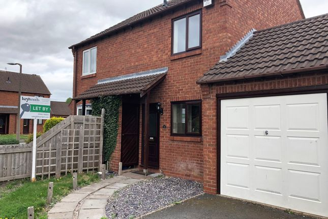 Thumbnail Semi-detached house to rent in Admirals Way, Shifnal