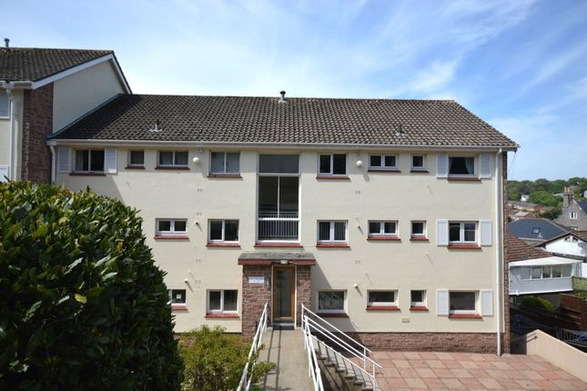 Thumbnail Flat to rent in Lower Woodfield Road, Torquay