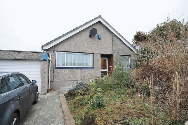 Thumbnail Detached bungalow for sale in Shallowford Road, Plymouth