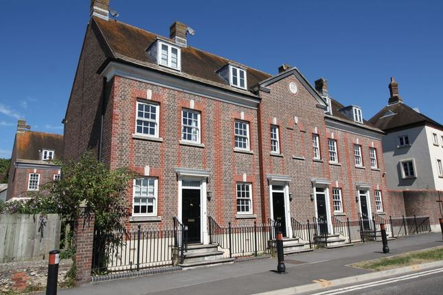 Thumbnail Town house for sale in Wimborne Road, Blandford Forum