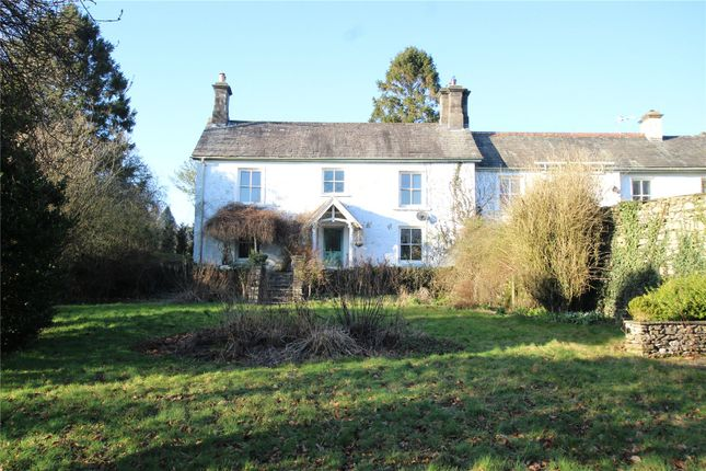 Thumbnail Detached house for sale in The Ghyll, Brigsteer Road, Kendal