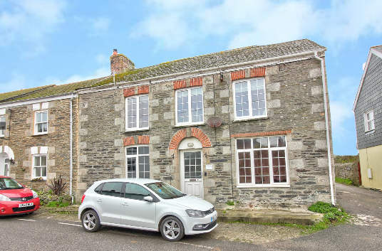 Thumbnail Maisonette for sale in Nanhayes Row, St. Newlyn East, Newquay