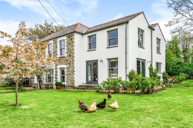 4 bed detached house for sale in College Ope, Penryn TR10