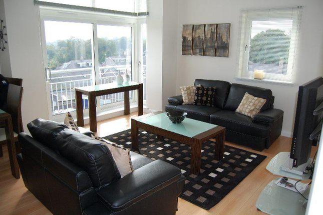 Thumbnail Flat to rent in Queens Crescent, Kepplestone, Aberdeen