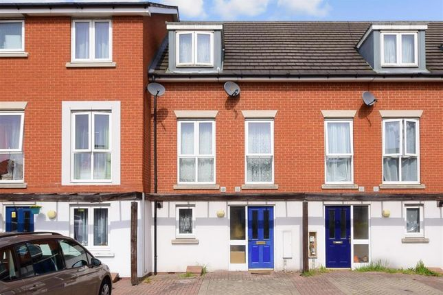 Thumbnail Terraced house for sale in Norwich Crescent, Chadwell Heath, Essex