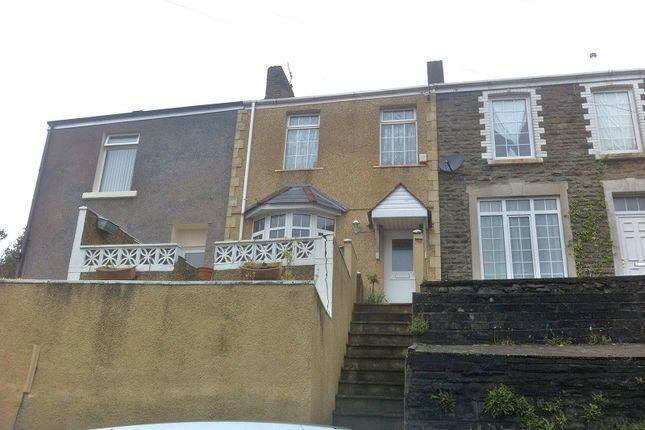 2 bedroom terraced house to rent in 1 Convent Street, Swansea, Swansea.