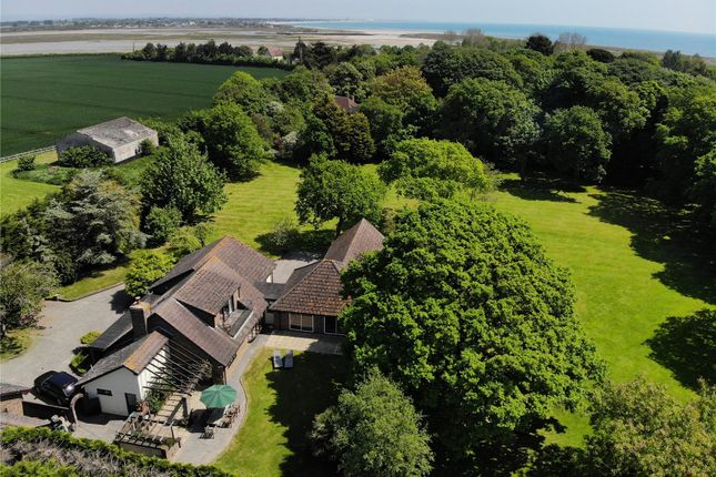 Thumbnail Detached house for sale in Rectory Lane, Church Norton, Chichester, West Sussex