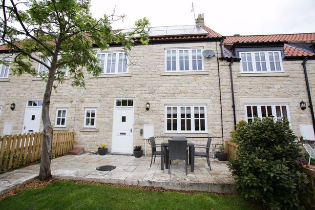 Thumbnail Terraced house for sale in Pottergate Mews, Helmsley, York