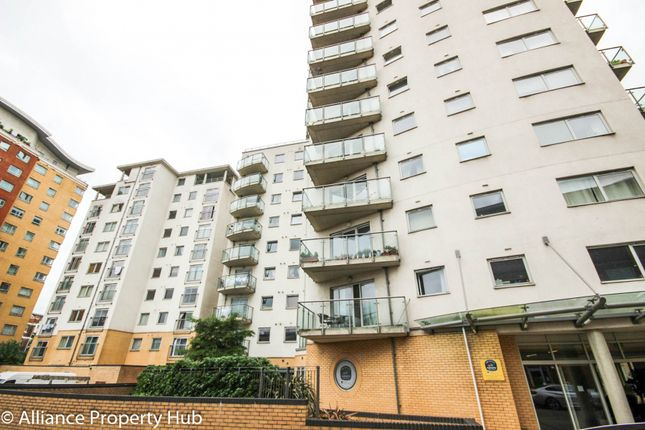 Thumbnail Flat to rent in Centreway Apartments, Axon Place, Ilford