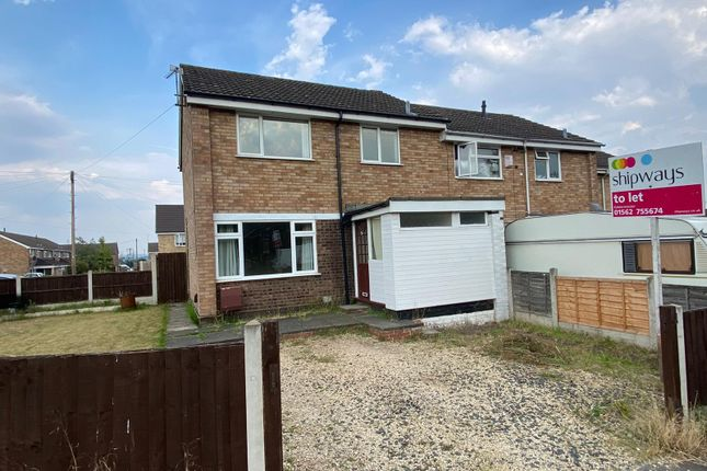 Thumbnail Property to rent in Dowles Road, Kidderminster