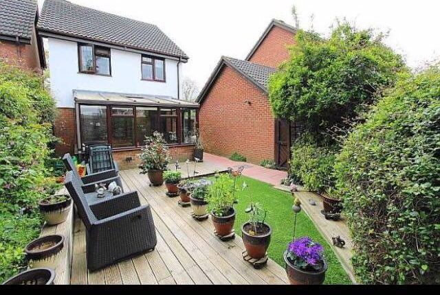 Thumbnail Detached house to rent in Hastoe Close, Hayes