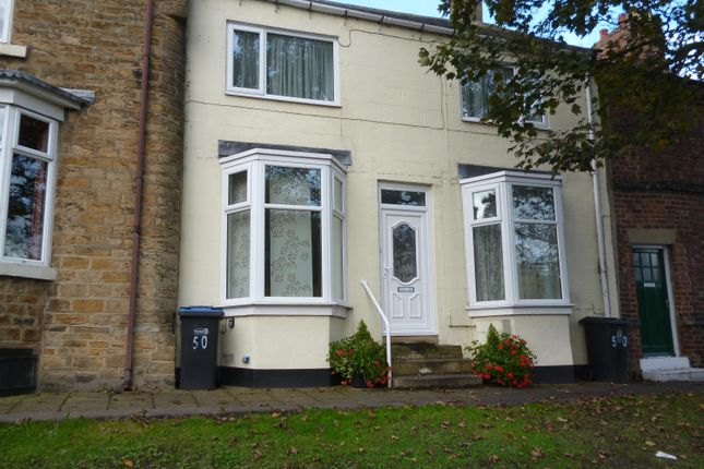 Thumbnail Terraced house for sale in High Bondgate, Bishop Auckland