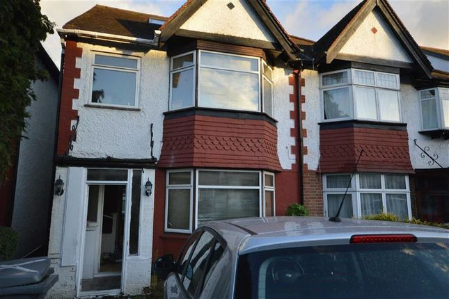 Thumbnail Detached house to rent in Meadow Way, Wembley