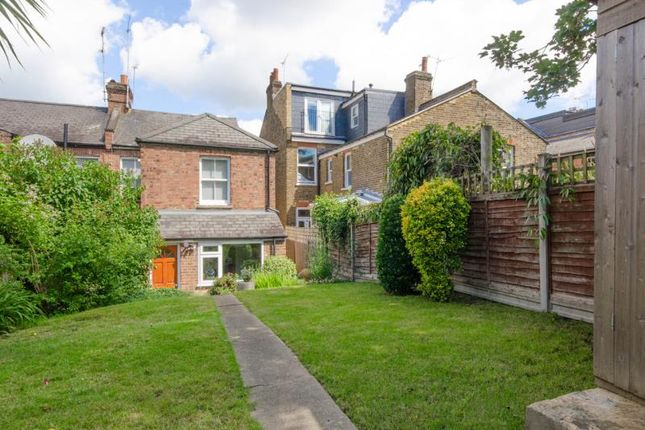 Garden c of Hertford Road, London N2