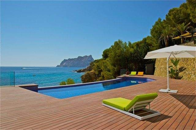 Thumbnail Villa for sale in Calp, Alicante, Spain