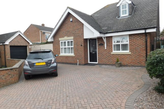 Thumbnail Bungalow for sale in Jackson Close, Overseal