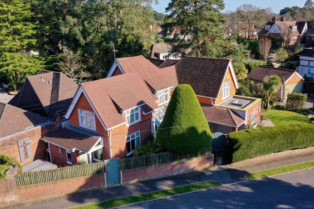 Thumbnail Detached house for sale in Westminster Road East, Westbourne, Bournemouth