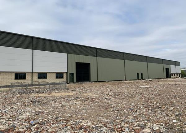 Thumbnail Light industrial to let in First Point Business Park, Woodfield Way, Doncaster