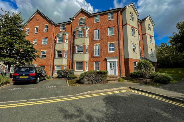 2 bed flat to rent in Trefoil Gardens, Amblecote, Stourbridge DY8